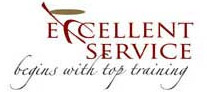 excellent service begins with top training
